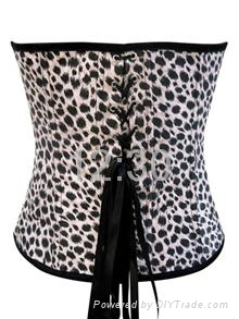 Celebrity style sexy corset, factory price for small or large shop owners. 3