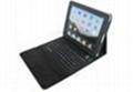 integrated iPad or iPad 2 case together bluetooth keyboard 1