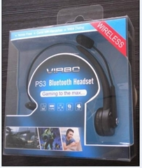 SBT105 Bluetooth Headset mainly design for PS, game player etc