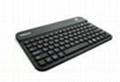 82-keys P1000 Bluetooth keyboard for