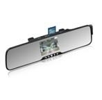 M89 Auto Mirror Bluetooth Car Kit With Wireless Reverse Sensor