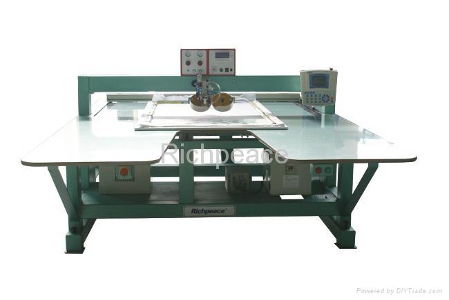 Richpeace Pure Rhinestone Embroidery Machine 1