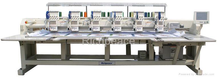 Richpeace Small Embroidery Machinery 1