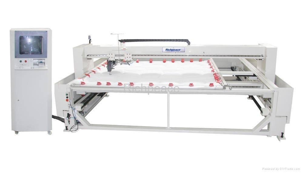 Richpeace Computerized Single Head Quilting Machine 1