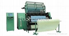 Richpeace Computerzied Multi-Needle Shuttle Quilting Machine