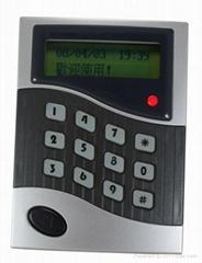 ZY120型门禁考勤一体机