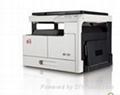 专业维修震旦AD161数码复印机  1