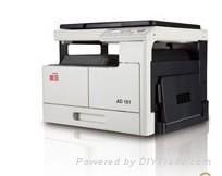 专业维修震旦AD161数码复印机
