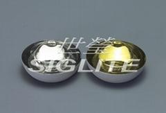 Siglite 360 degree tempered glass road marker reflector (SIG-25)