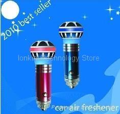 Mini Aromatherapy Car Oxygen Bar Air Purifier