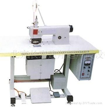 超聲波無紡布縫合機 2