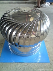 980mm Industrial Wind Circle Turbine Roof Fan