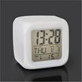 7 Clolors Shining Alarm Clock