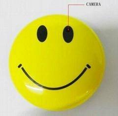 Smiling Face Sports DV, HD Car DVR Camera + Sports HD Car DVR Web Camera