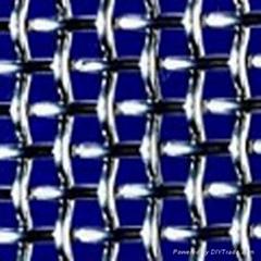 安平博時篩網廠供應粗絲不鏽鋼軋花網