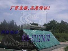 供應內蒙施工帳篷