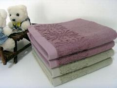 竹纤维毛巾批发