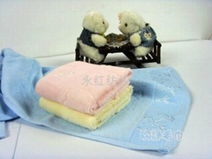 竹纤维毛巾生产厂家