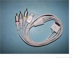 iPAD/iPHONE AV Cables