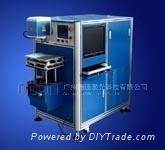 供應動態焊接工藝LWS-300S振鏡掃描激光焊接機