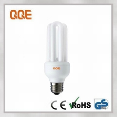 3U 15W Energy saving lamp cfl lamp