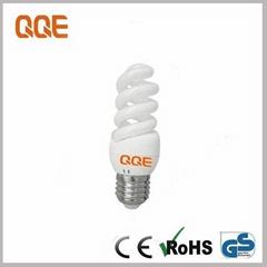 T3 Full spiral 15W Energy saving lamp cfl lamp