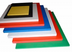 pvc free foaming board