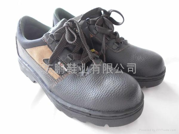 genuine leather safety shoes 1