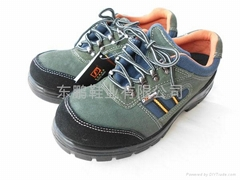 Acid and alkali resistance and heat resistance shoes