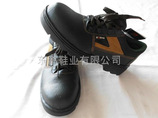 genuine leather safety shoes 2