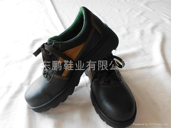 genuine leather safety shoes 3