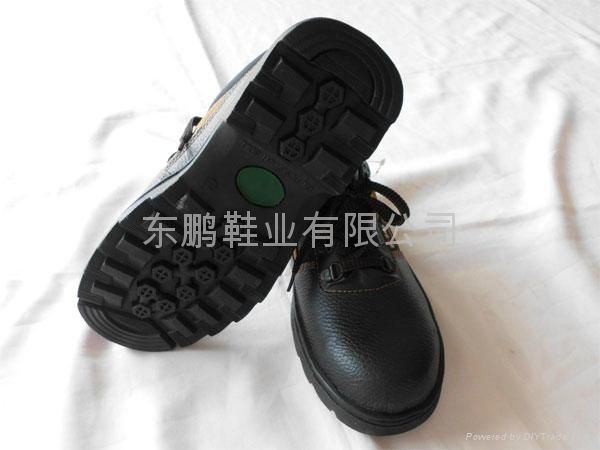 genuine leather safety shoes 4