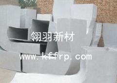 玻璃钢通风管定制