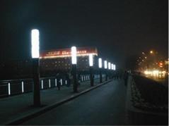 LED云柱景觀燈定製