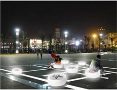LED象棋廣場燈定製