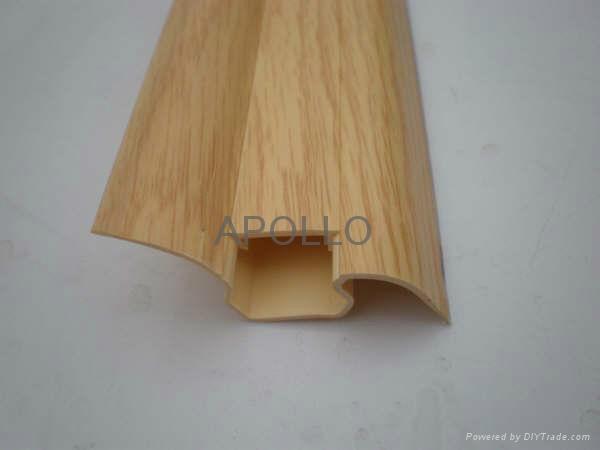 pvc 踢脚板 P50 B APOLLO 中国 浙江省 生产商 其它装饰材料 装饰材图片