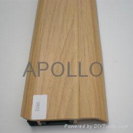 pvc 踢脚板 98 SERIES APOLLO 中国 浙江省 生产商 其它装饰材料 装图片