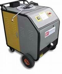 柴油加熱高壓蒸汽清洗機