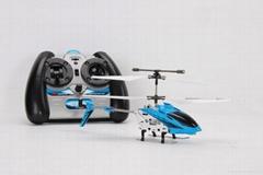 小型三通道陀螺仪遥控飞机