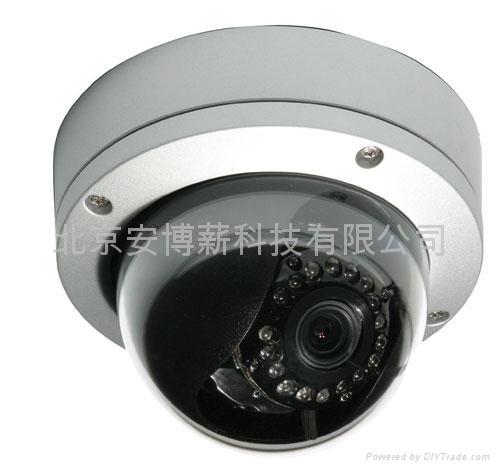WZ45N集成式日夜红外球型摄像机 1