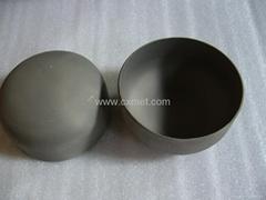 PN16 DN150 GR2 titanium pipe cap