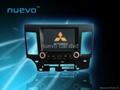 "Mitsubishi  Lancer Ex DVD player GPS DVD DVB-T/TV 8"" TFT LCD 16:9 panel 1"