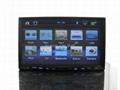 7 inch Double Din car dvd with GPS Digital TV(DVB-T/MPEG-4) 2