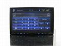 7 inch Double Din car dvd with GPS Digital TV(DVB-T/MPEG-4) 5