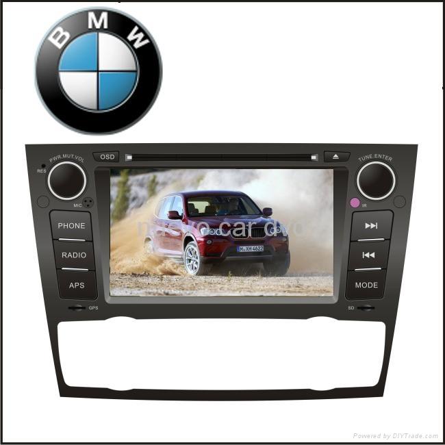 Special BMW 3 Series DVD Player with GPS Bluetooth Radio 3D Menu PIP 1