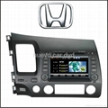 Special Honda Civic DVD Player with GPS