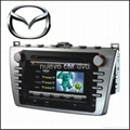 Special New Mazda6 DVD Player with GPS