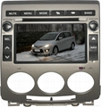 Special Mazda5 Car DVD Player with GPS Bluetooth Radio(2005-2009) 1