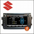"Special 8"" Suzuki SX4 DVD Player with"