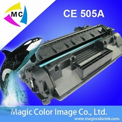 CE505A CE505X China Supplier Compatible Premium laser toner cartridge